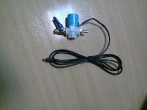 Клапан отбора с краном дя дистилляции и ректификации ВР-215